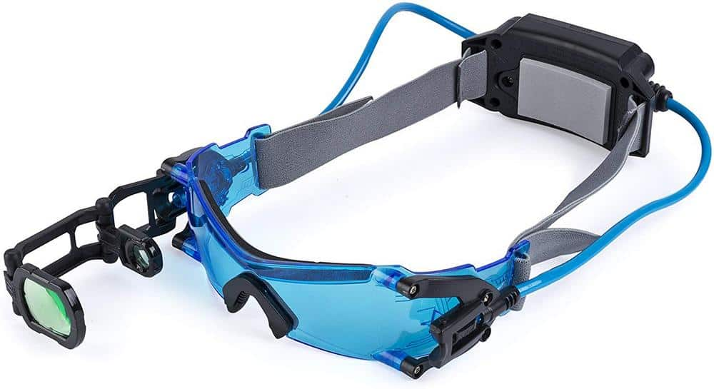 Kids night vision goggles from spy gear