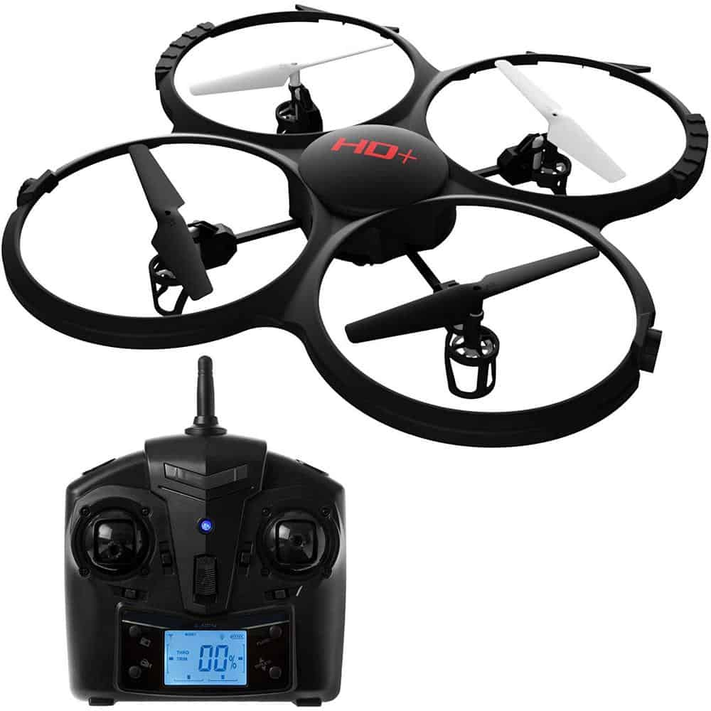 UDI Force1 quadcopter review