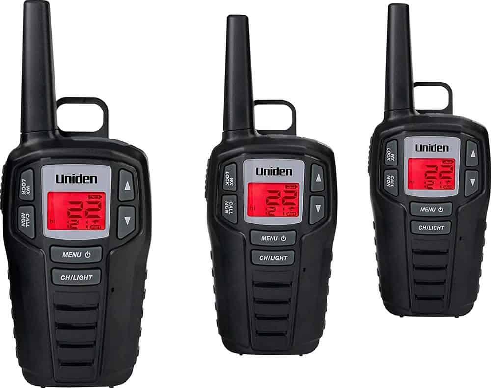 Uniden SX307-3C FRS