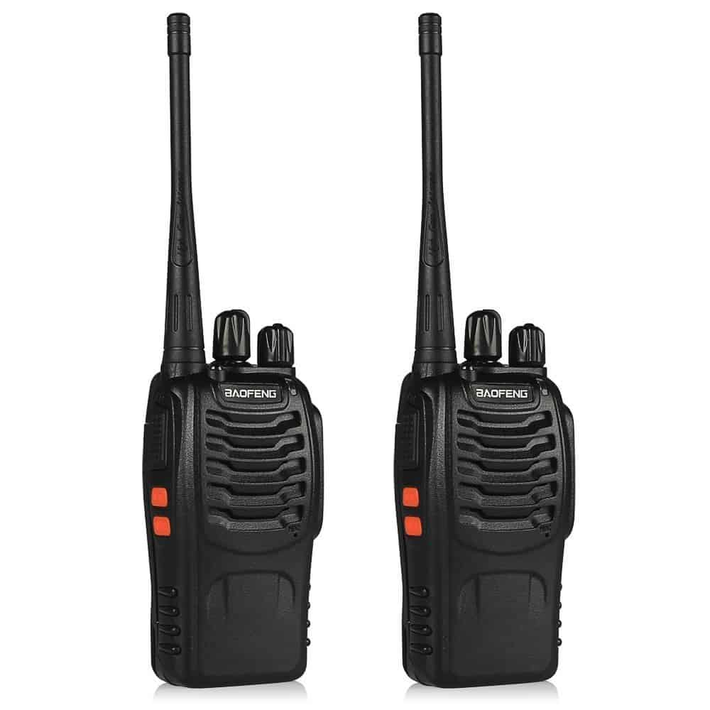 Baofeng walkie talkies reviewed