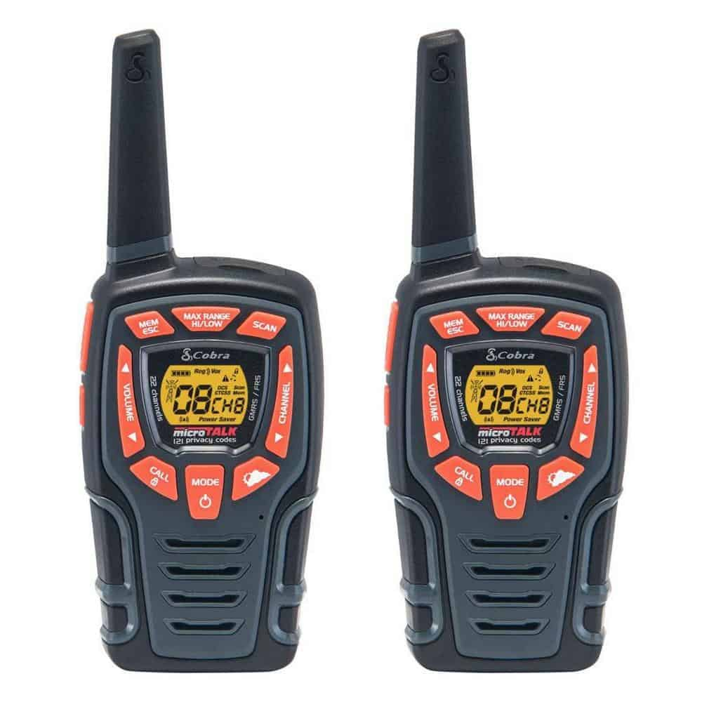 Cobra walkie talkies reviewed