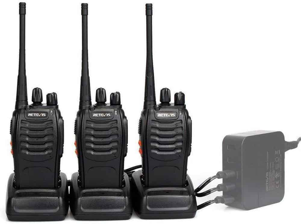 Retevis two-way radios review