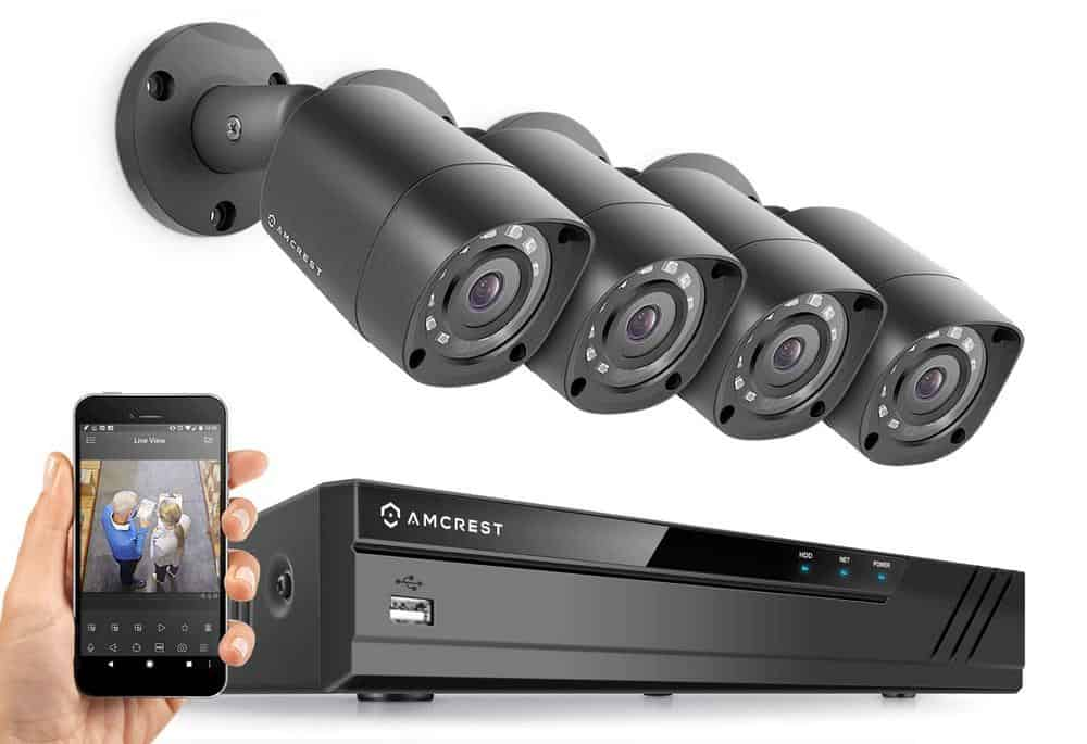 Amcrest video surveillance system