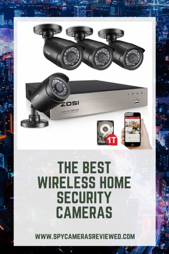 Top wireless home security systems