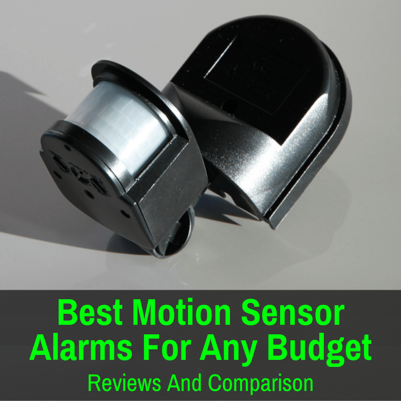 Best motion detector alarms