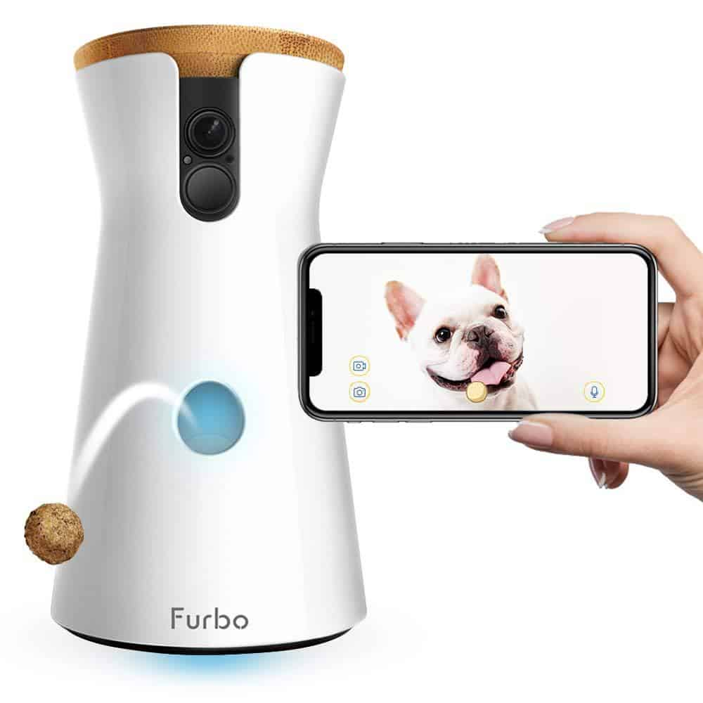 Furbo dog camera reviewed