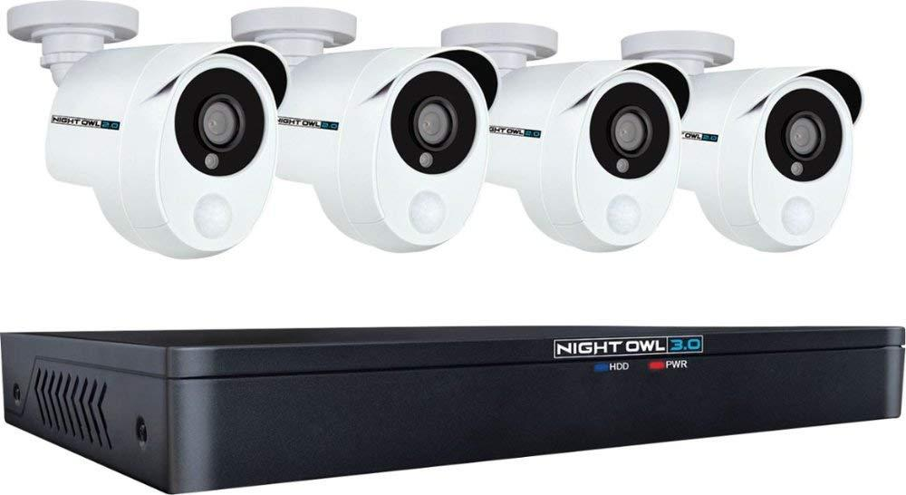 Night Owl Home Security System