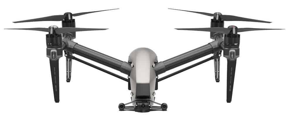 DJI Inspire 2 Quadcopter Review