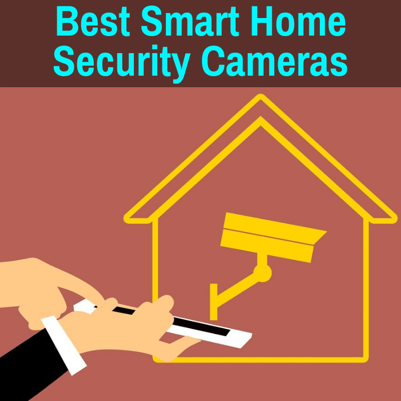 Best smart indoor security cameras
