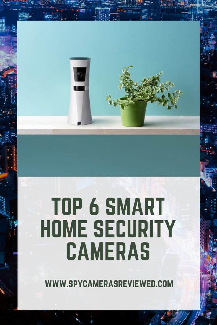 Best smart home security cameras