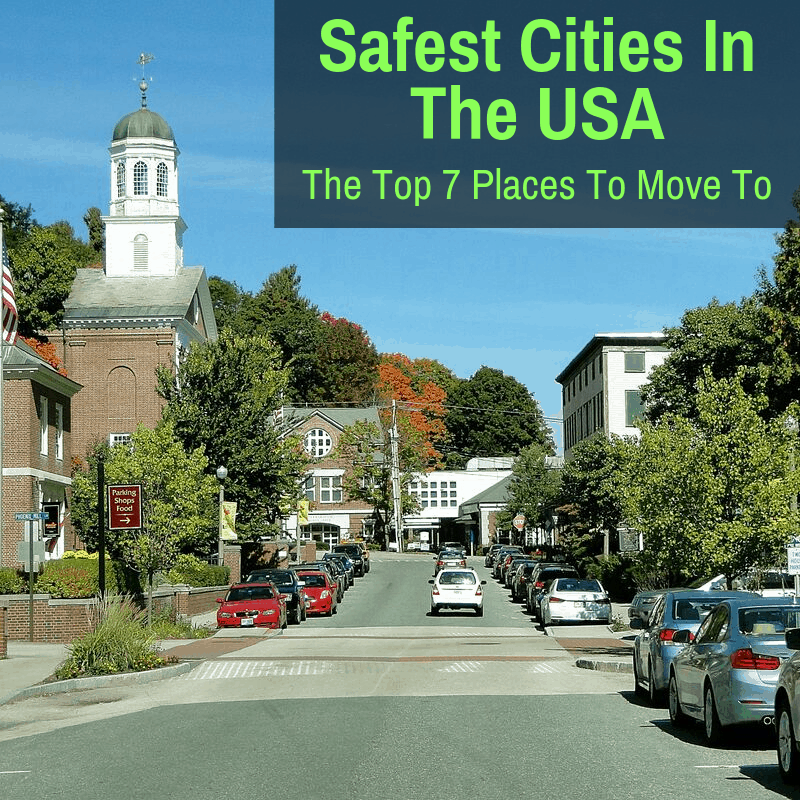 A safe city in the USA