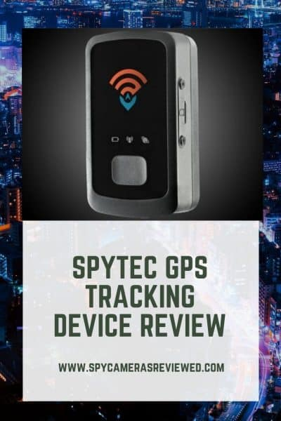 Spytec gps tracker review