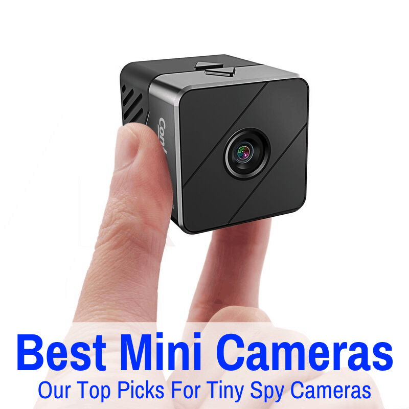 Best mini cameras for spying