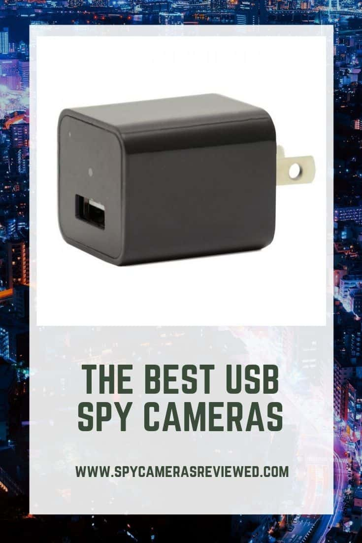 Best USB Spy Cameras Reviewed