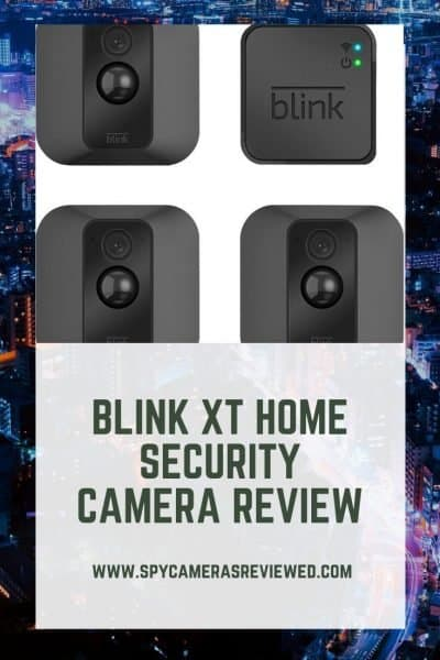 Blink XT Security Camera Review