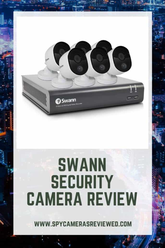 Swan Outdoor Security Camera Review