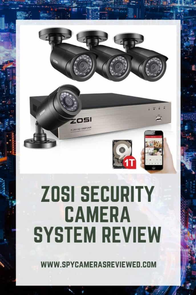 Zosi Cameras Review