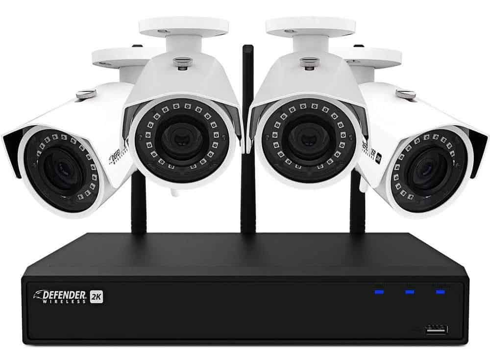 Defender Wireless Security Cameras