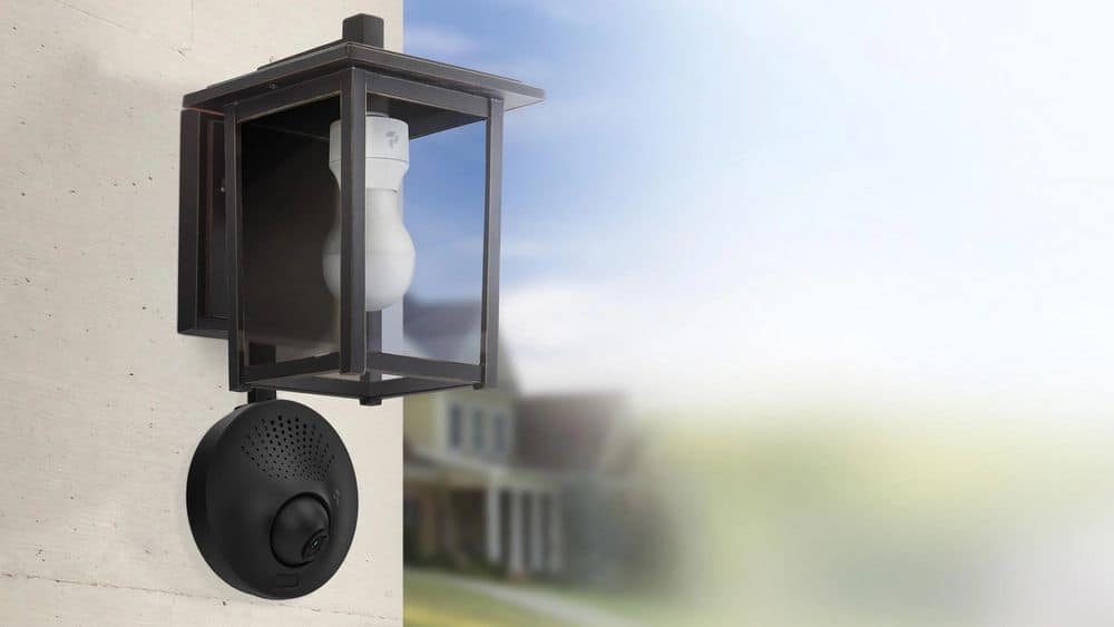 kuna toucan porch light security camera