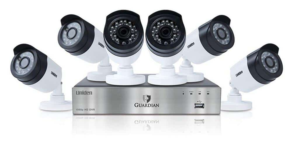 Uniden Wired Security Camera