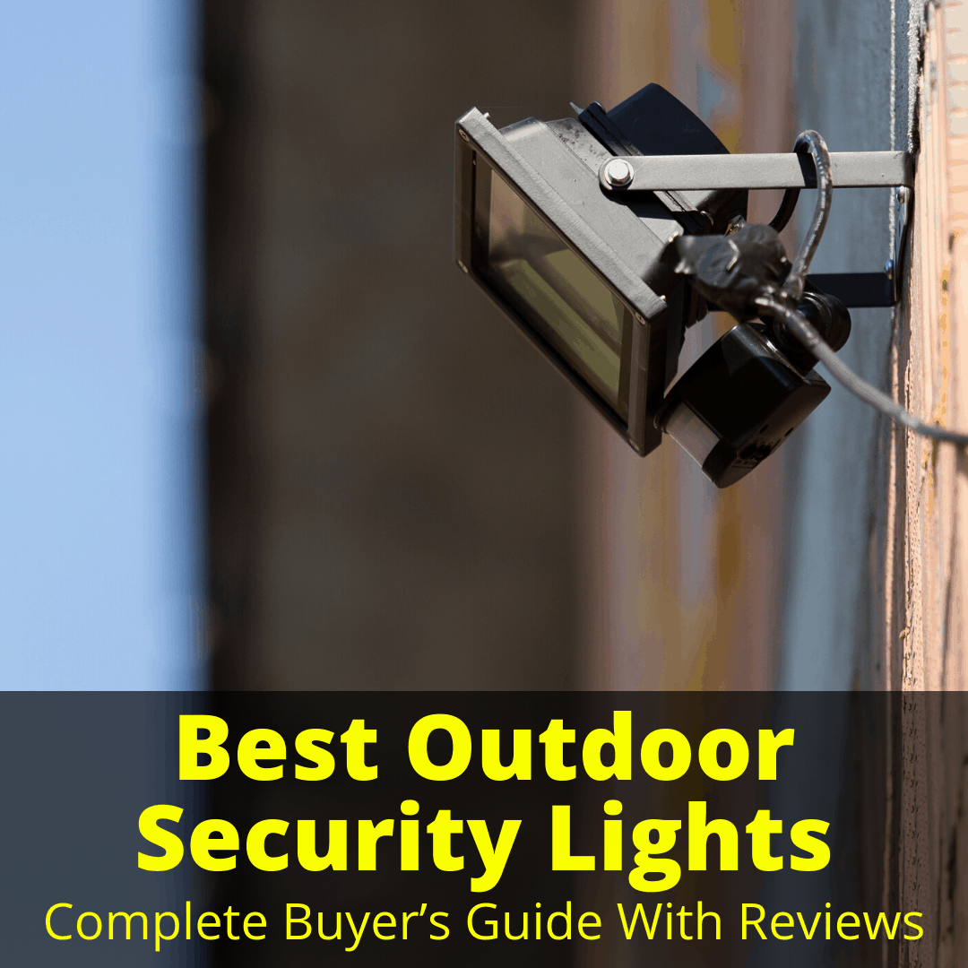 Best outdoor security lights