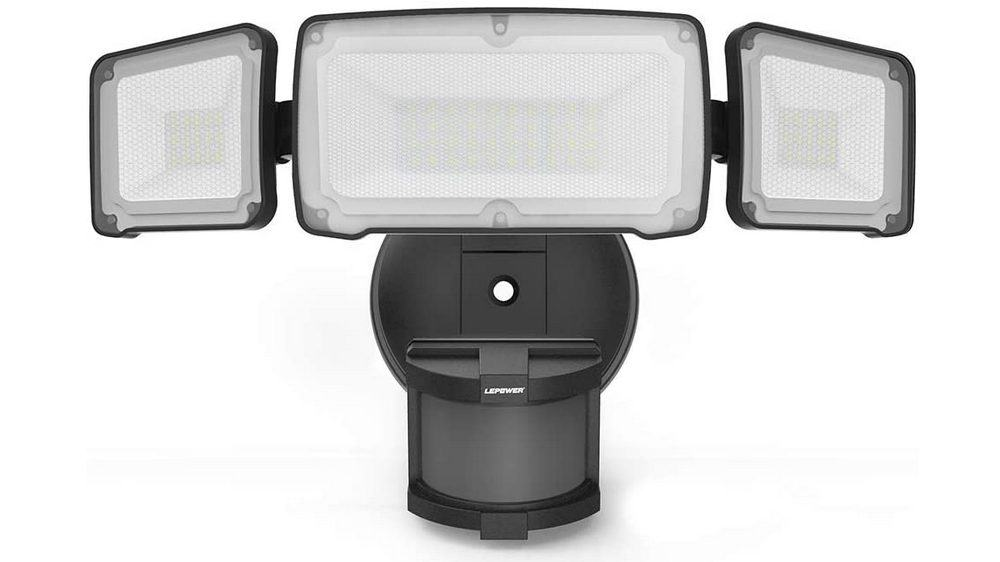 LEPOWER LED outdoor security light