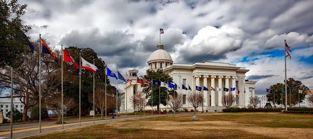 state law building