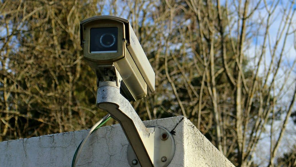 good build quality surveillance camera