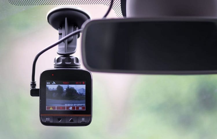 dash cam placement tips