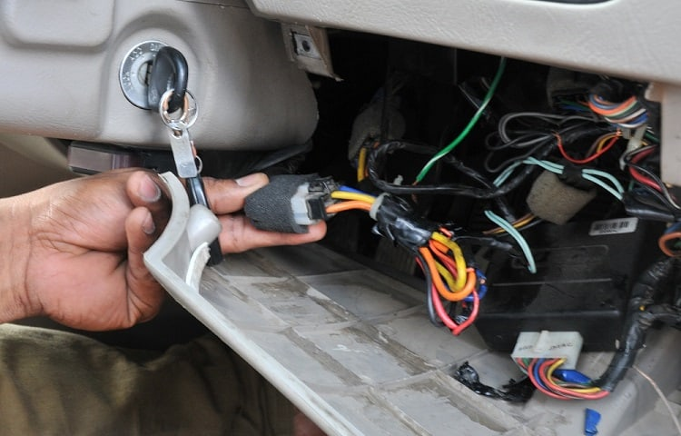 how to find bug in car