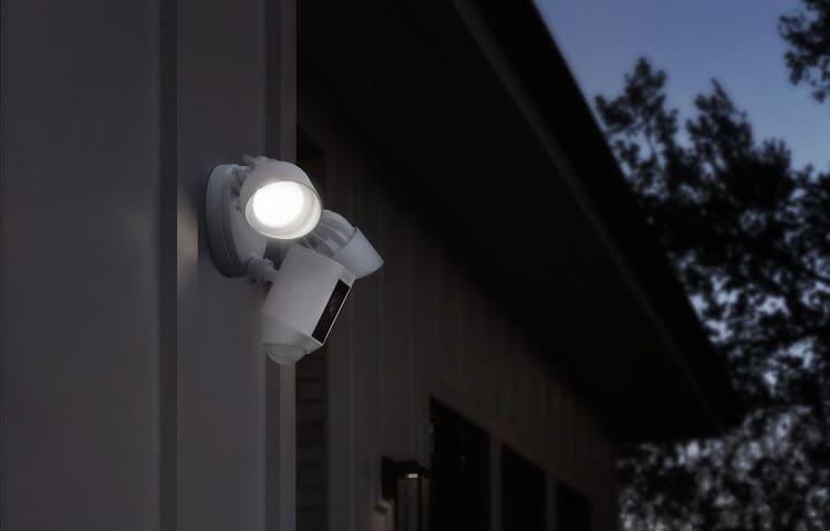 light with motion sensor