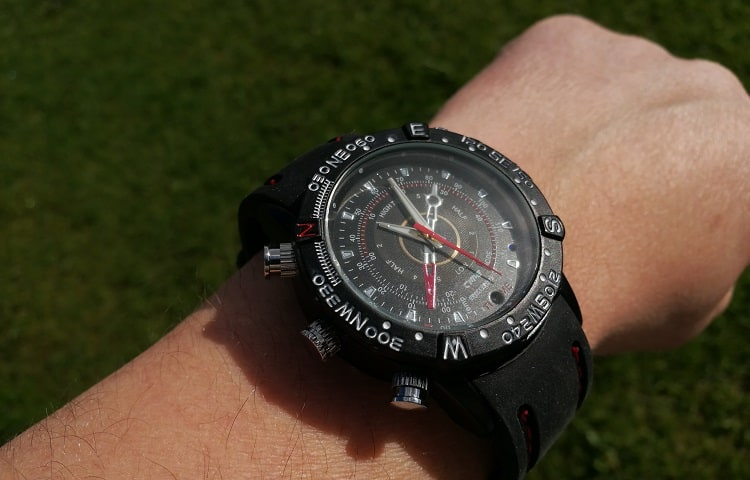 how to activate spy watch mode