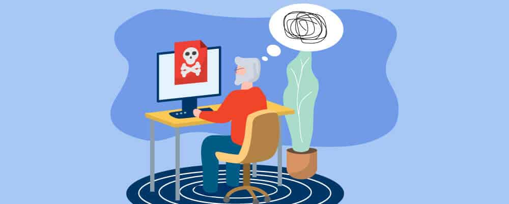 Why Are The Elderly Vulnerable Online
